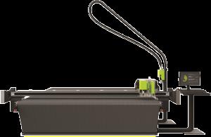 Kongsberg C - режущие плоттеры