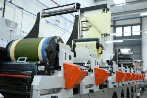 Типография Norma увеличивает производительность с 9-ти красочной машиной Edale FL3