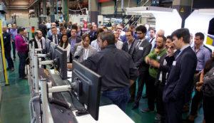 Comexi укрепляет свое лидерство на рынках Испании и Португалии ростом на 180%