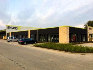 Esko открывает новую производственную площадку с уникальным технологическим центром