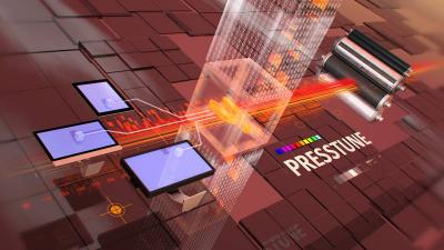 Инструмент для стандартизации печати PressTune, который интегрируется с Apogee.