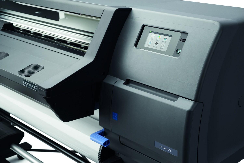 Широкоформатный латексный принтер HP Latex 315 - фото 4