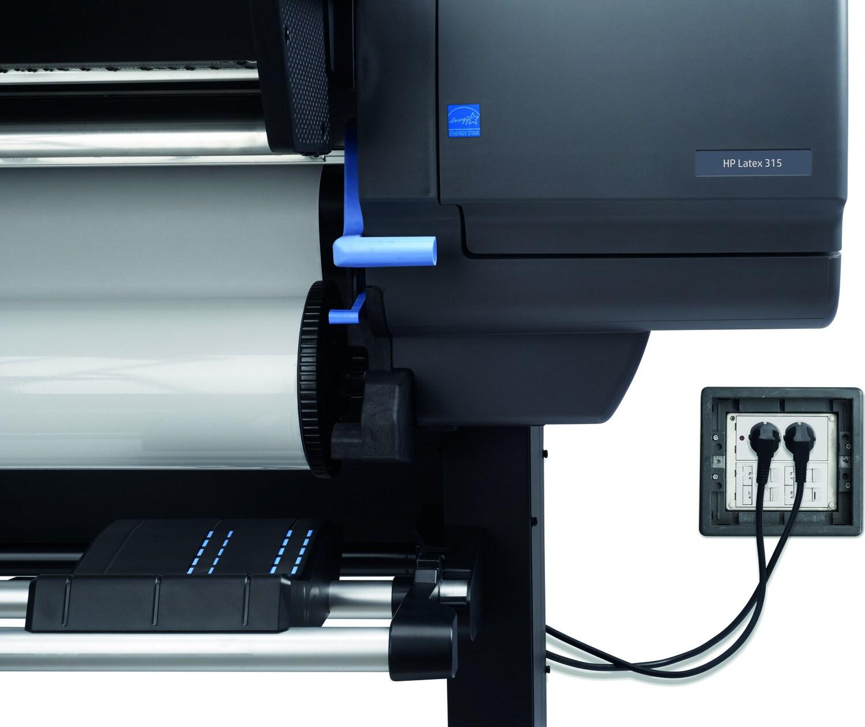 Широкоформатный латексный принтер HP Latex 315 - фото 5