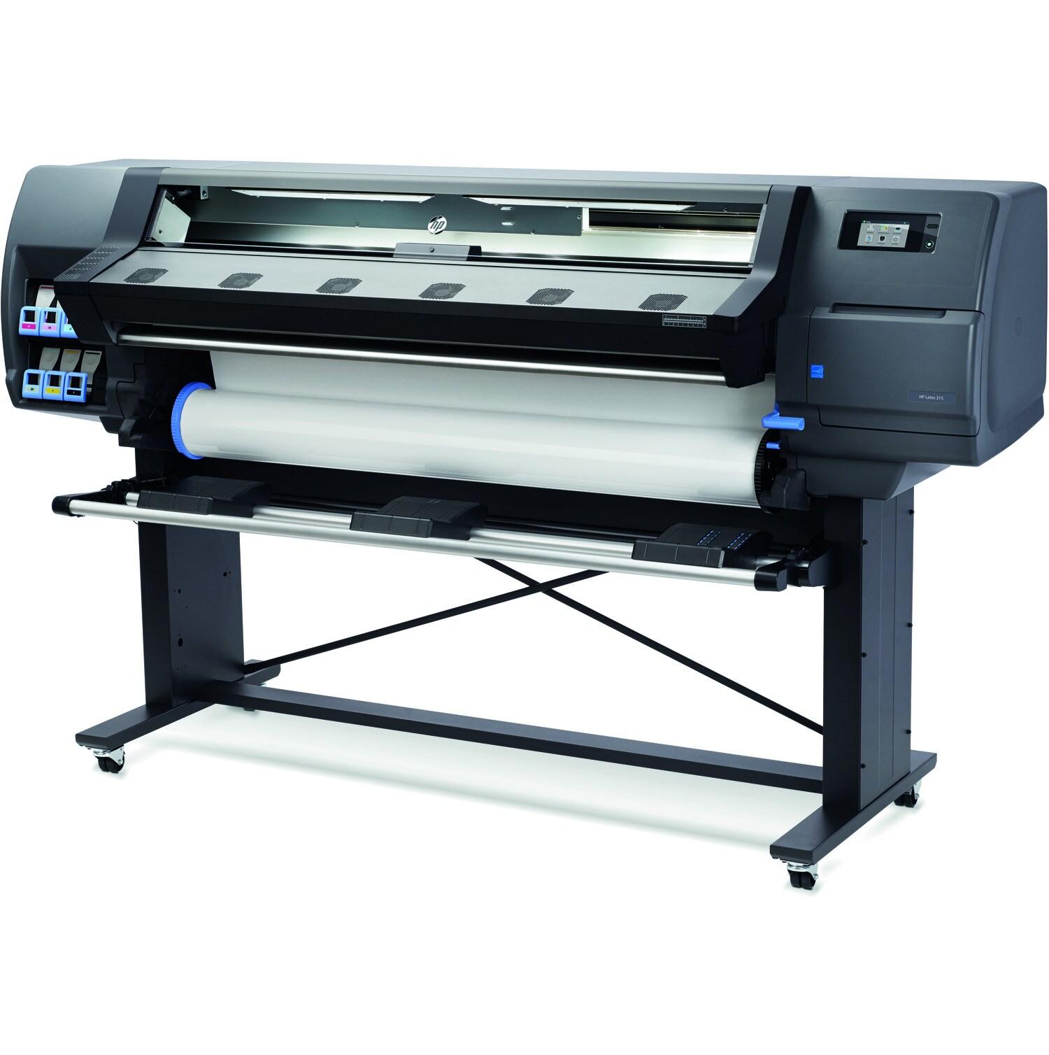 Широкоформатный латексный принтер HP Latex 315 - фото 6