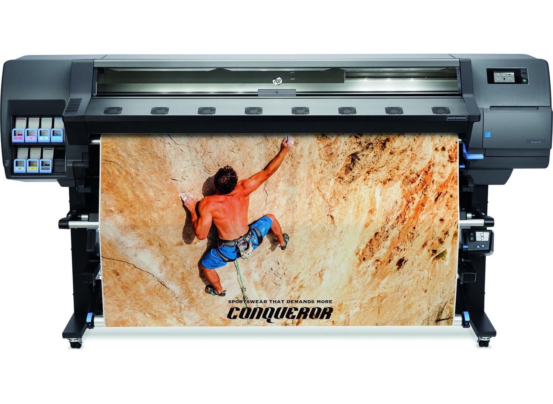 Широкоформатный латексный принтер HP Latex 335 - фото 1