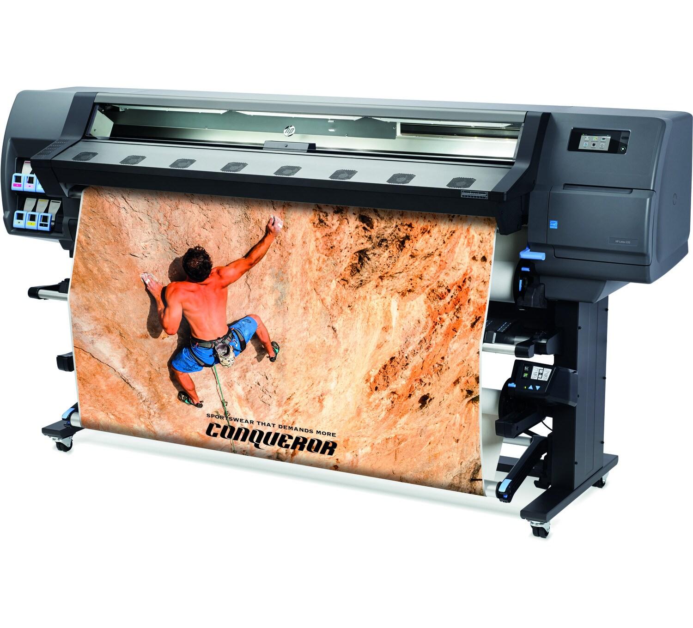 Широкоформатный латексный принтер HP Latex 335 - фото 2