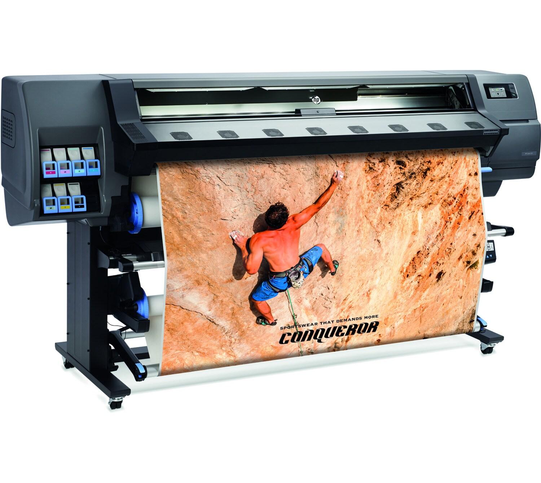 Широкоформатный латексный принтер HP Latex 335 - фото 3