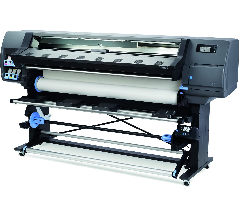 Широкоформатный латексный принтер HP Latex 335 - фото 4