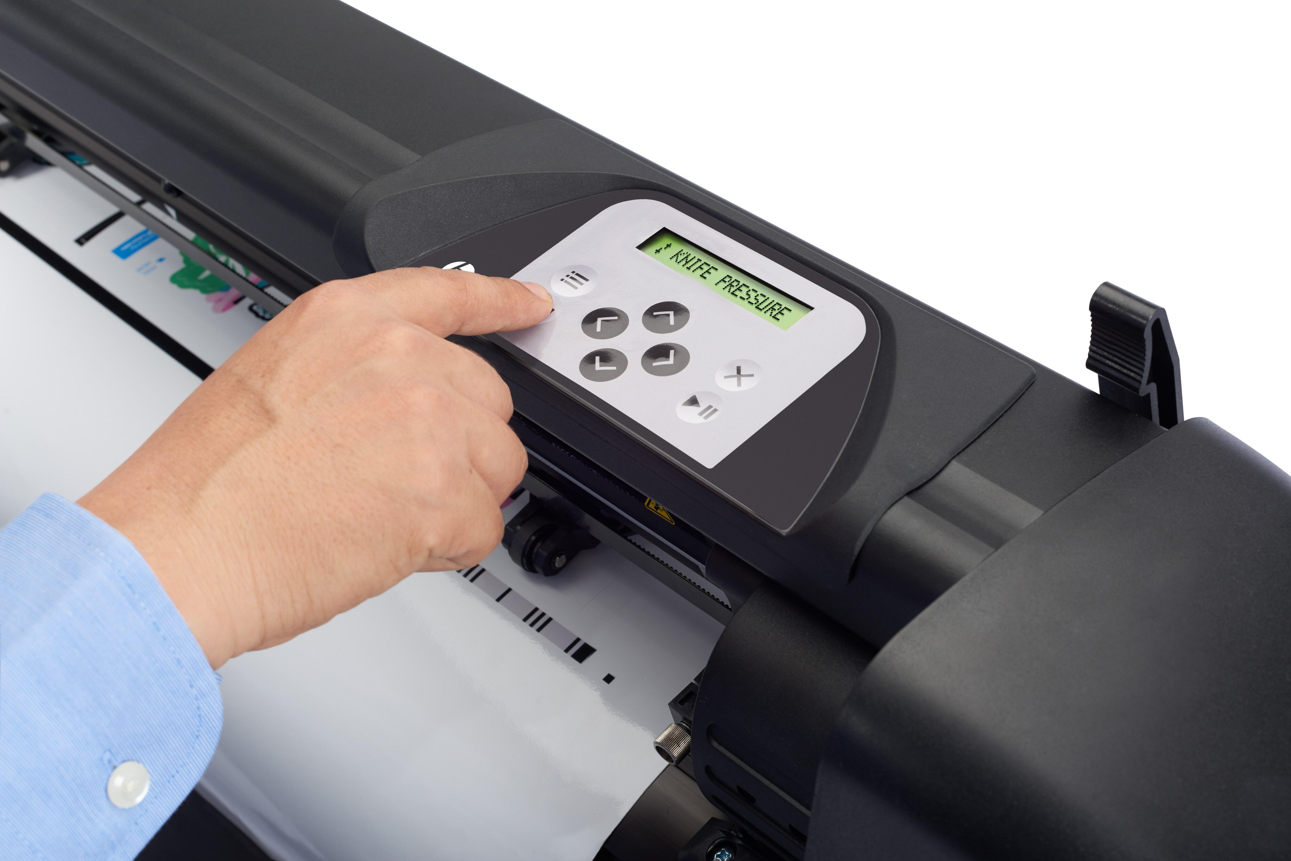 Программно-аппаратный комплекс для широкоформатной печати и плоттерной резкиHP Latex 335 Print and Cut Solution - фото 5