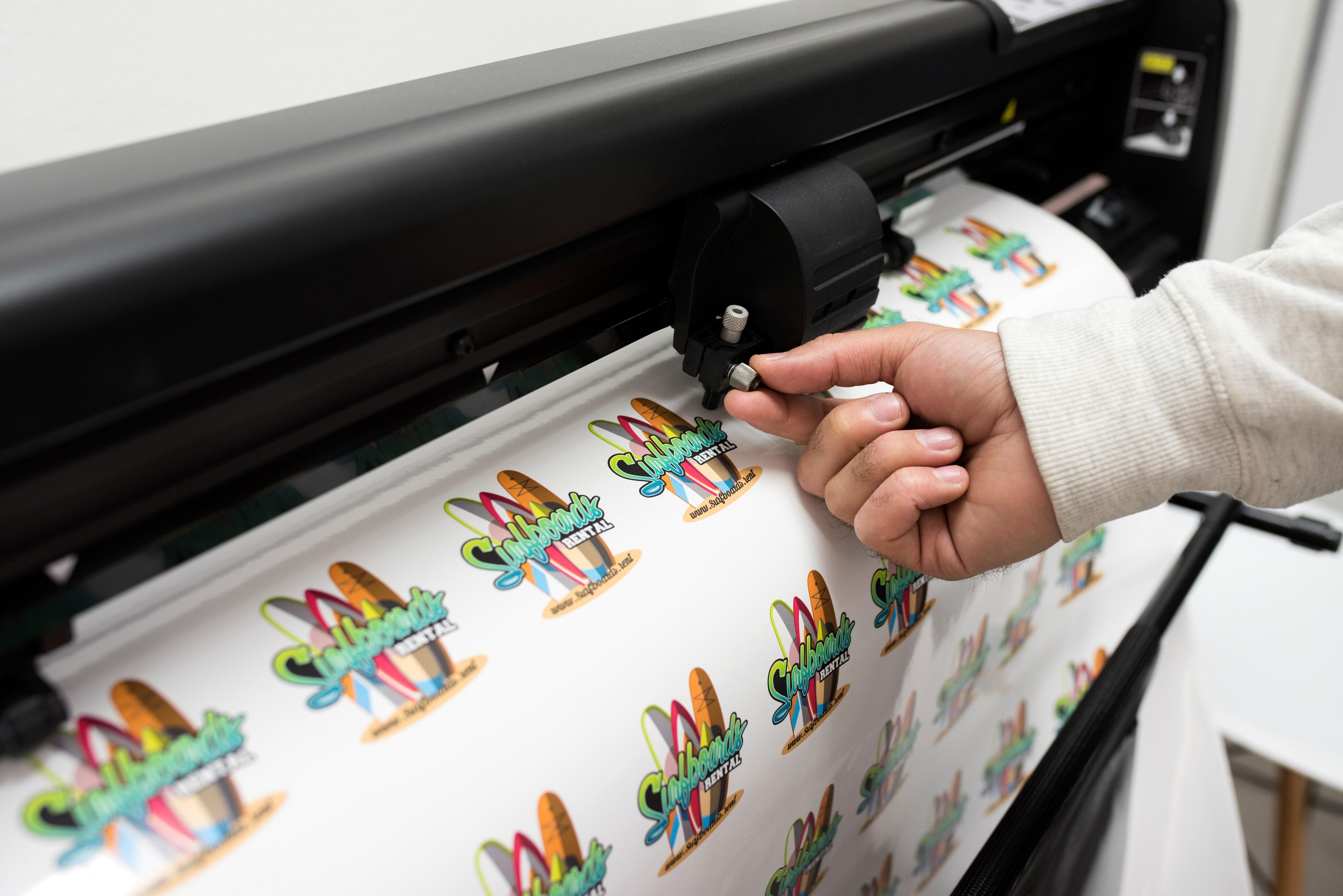 Программно-аппаратный комплекс для широкоформатной печати и плоттерной резкиHP Latex 335 Print and Cut Solution - фото 7