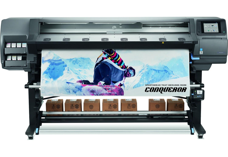 Широкоформатный латексный принтер HP Latex 375 - фото 1