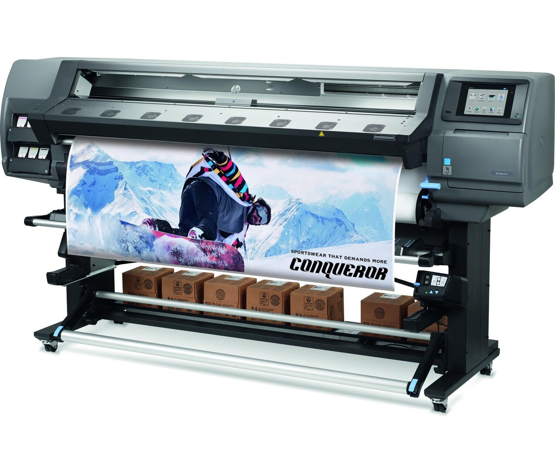 Широкоформатный латексный принтер HP Latex 375 - фото 2