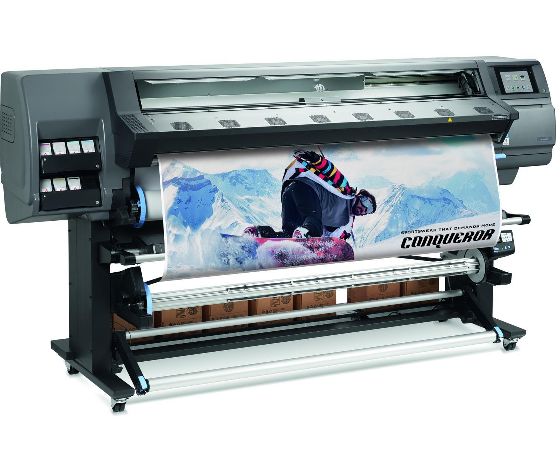 Широкоформатный латексный принтер HP Latex 375 - фото 3