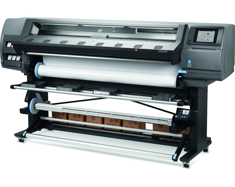 Широкоформатный латексный принтер HP Latex 375 - фото 4