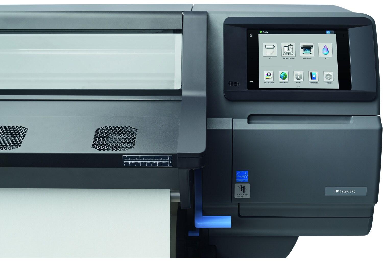 Широкоформатный латексный принтер HP Latex 375 - фото 5