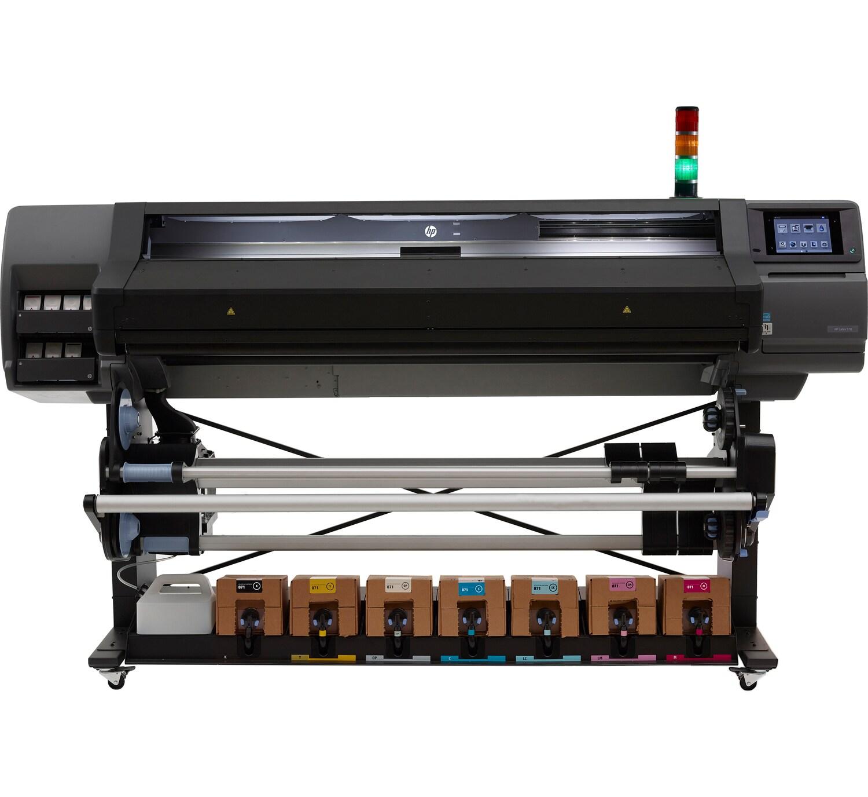 Широкоформатный латексный принтер HP Latex 570 - фото 1