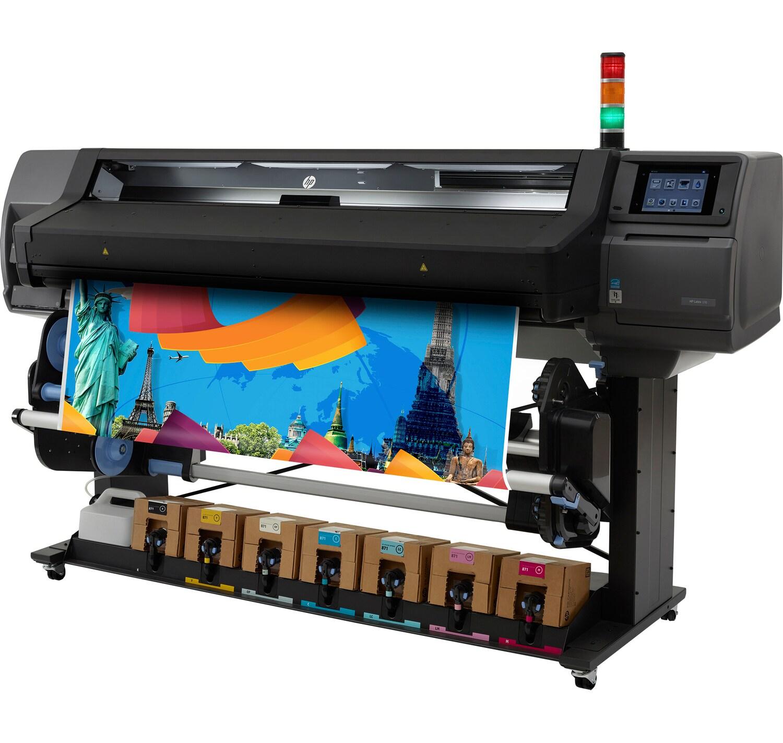 Широкоформатный латексный принтер HP Latex 570 - фото 2