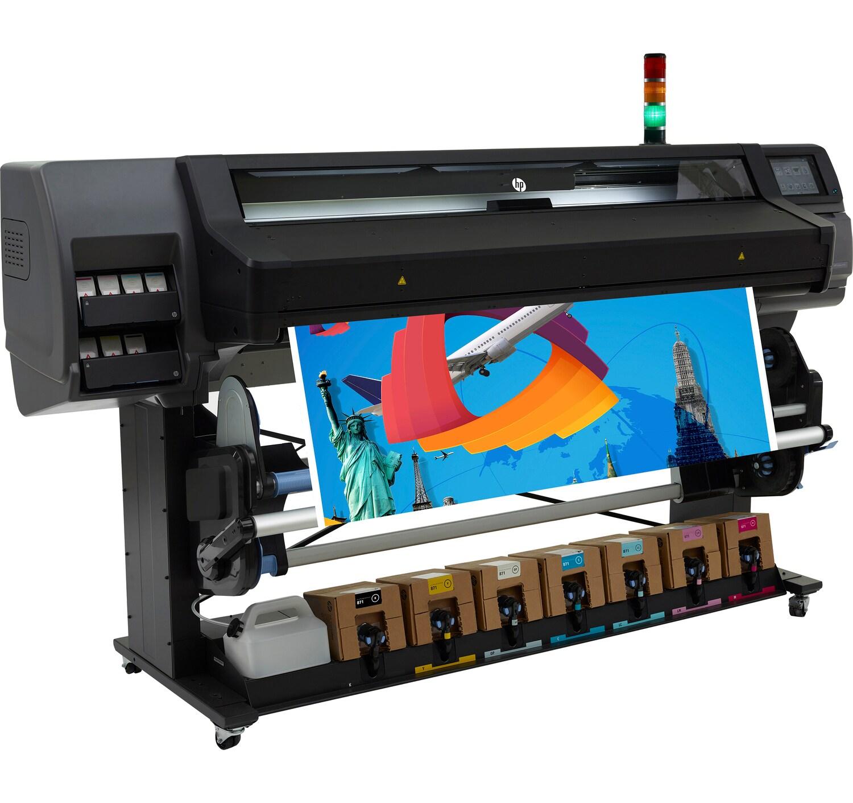 Широкоформатный латексный принтер HP Latex 570 - фото 3