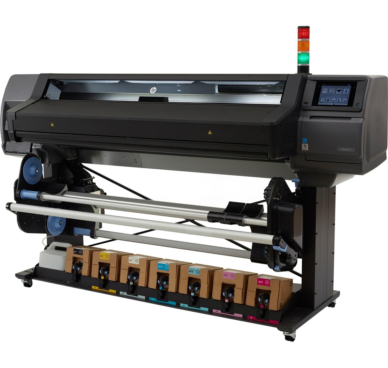 Широкоформатный латексный принтер HP Latex 570 - фото 4