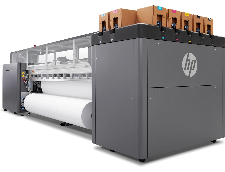 Широкоформатный промышленный латексный принтер HP Latex 3600 - фото 3