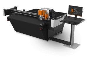 Новый Kongsberg C20 — самый маленький высокоскоростной режущий плоттер на рынке