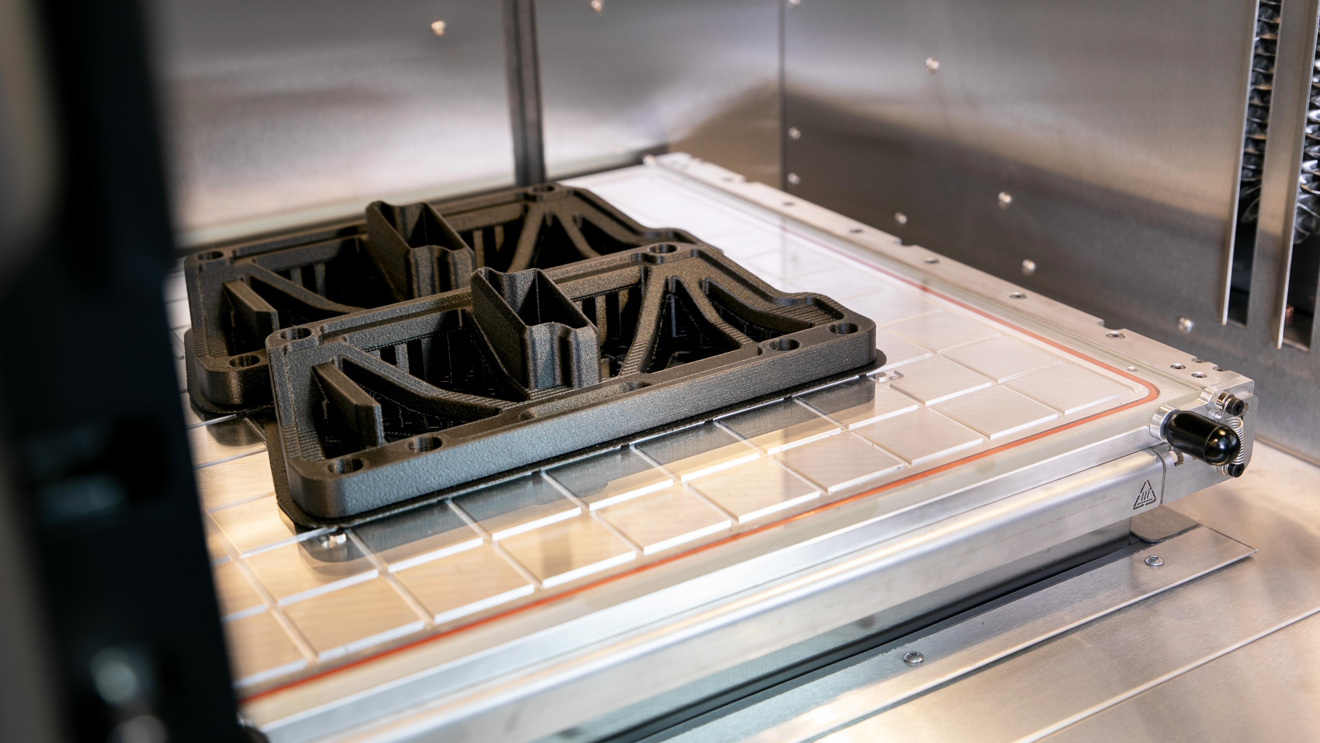Профессиональный 3D-принтер 3DGence INDUSTRY F421 - фото 8