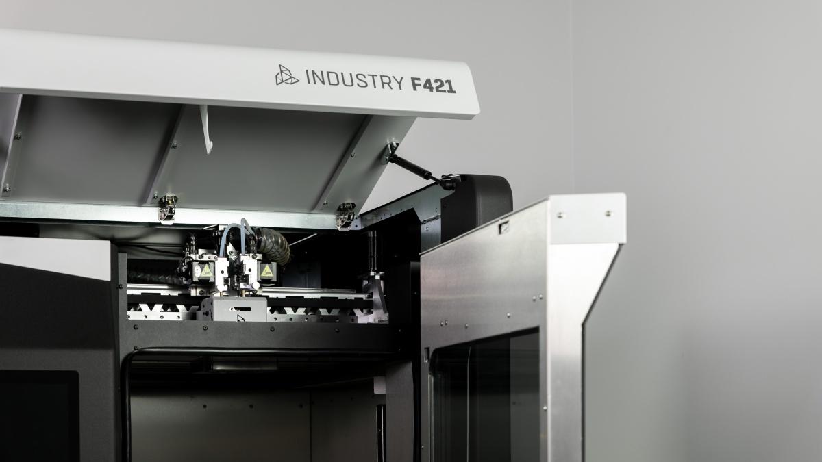 Профессиональный 3D-принтер 3DGence INDUSTRY F421 - фото 1