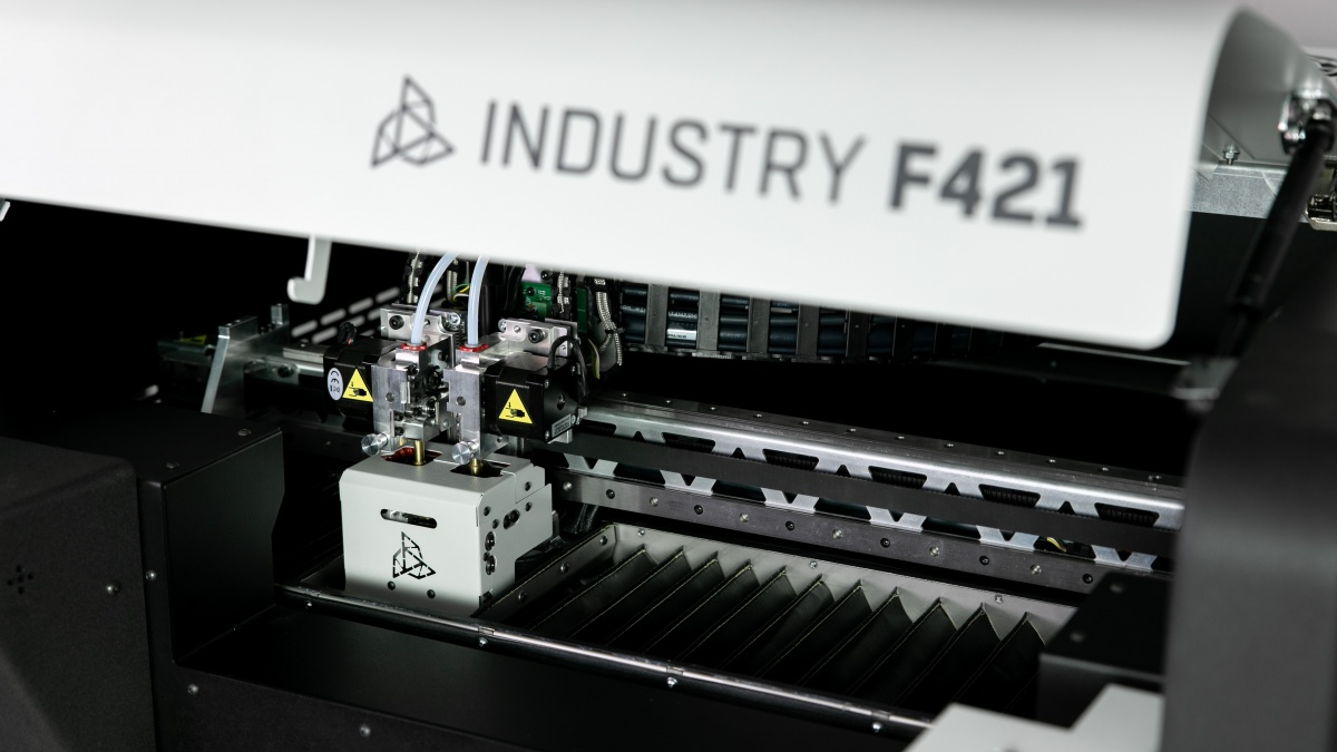 Профессиональный 3D-принтер 3DGence INDUSTRY F421 - фото 2