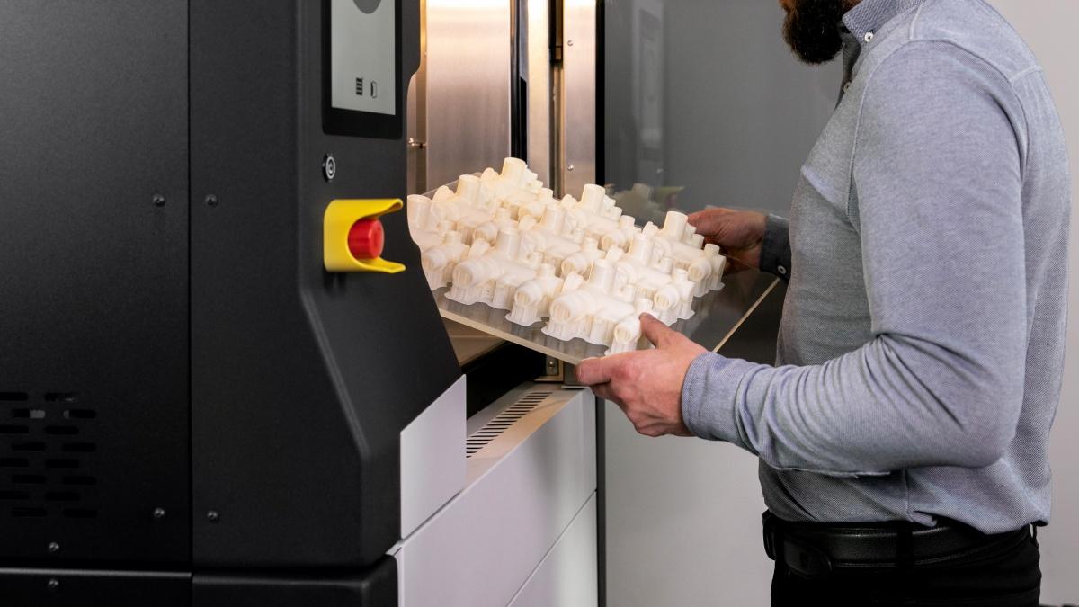 Профессиональный 3D-принтер 3DGence INDUSTRY F421 - фото 3