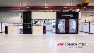 Comexi инвестирует один миллион евро в обновление своих технологических центров в Жироне и Майами
